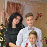 Мамина защита :: Yelena LUCHitskaya