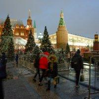 Москва праздничная :: Борис Соловьев