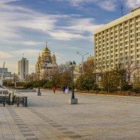 Корабельная набережная Владивосток :: Эдуард Куклин