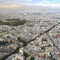 Вид на Люксембургский дворец и парк. :: ИРЭН@ .
