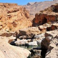 каньон Вади Бени Халед :: Георгий А
