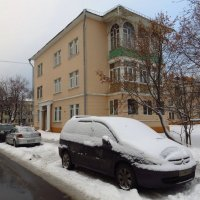 Тоже Москва, хоть и за МКАДом :: Андрей Лукьянов