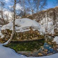 Зеркальный ключ. Ущелье реки кора. :: Dmitriy Sagurov
