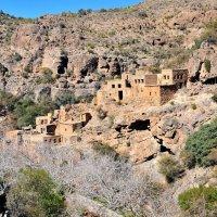 заброшенная деревня Вади Бени Хабиб :: Георгий А