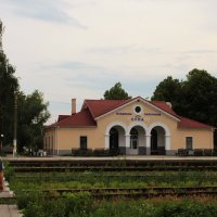 Станция Сула. :: sav-al-v Савченко
