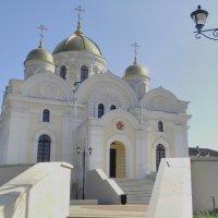 После реставрации храм :: Виктория Я