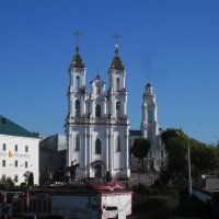 Витебск. Ратушная площадь :: Денис Яковлев