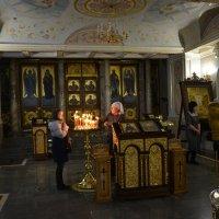 Нижний Храм :: Владимир Константинов