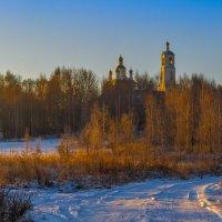 Утро :: Сергей Цветков