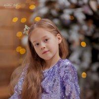 Новогодняя сказка мои маленьких деток :: Кристина Беляева