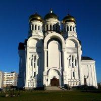 храм. :: владимир ковалев
