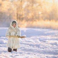 Мороз и солнце :: Татьяна Скородумова