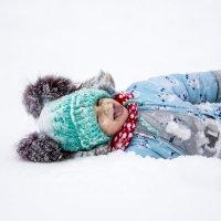 Зимняя Сказка ребенка :: Рина Вишня