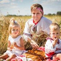 Русские дети :: Светлана Окорокова