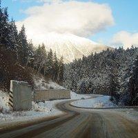 дорога в горы :: валентин яблонский