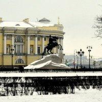 Медный всадник  5 :: Сергей