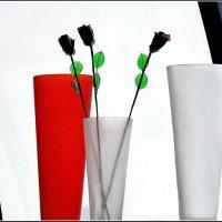 стеклянные цветы :: Сергей Беличев