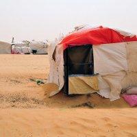 кафе в пустыни :: Георгий А