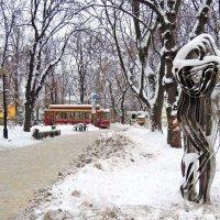 Настоящей любви ни снег, ни мороз не страшен... :: Тамара Бедай
