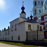 Спасо-Преображенский Валаамский монастырь. :: tatiana