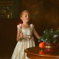Истории из детства. Волшебные минуты до Рождества :: Екатерина Постонен