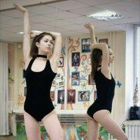 Буду гимнасткой! :: Михаил Андреев