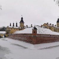Несвижский замок :: Vasiliy V. Rechevskiy