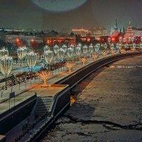 Москва в праздничном наряде :: Борис Соловьев