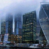Низкая облачность :: Сергей Беличев