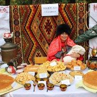 Праздник в башкирской деревне. :: Венера Чуйкова