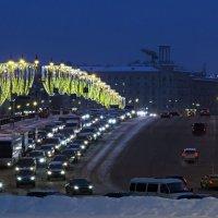 Большой Каменный мост :: Сергей Ключарёв