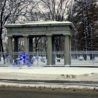 Зима в городе :: Сергей