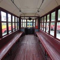 Интерьер старого трамвая :: Вячеслав Маслов