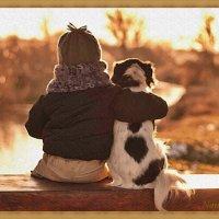 Лучшие друзья надежны :: Лидия (naum.lidiya)