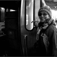 В ожидании поезда. :: Jiří Valiska