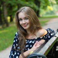 В парке :: Андрей