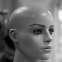 кукла с человеческим лицом :: Роман Романов