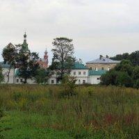 Монастырь :: Вера Щукина