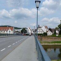 через мост ... :: Heinz Thorns