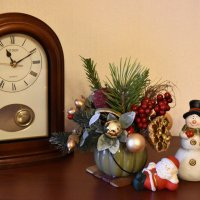 Ждем Новый Год. :: tatiana