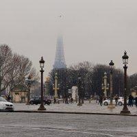 Январь в Париже :: skijumper Иванов