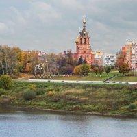 3.Борисоглебское озеро в Раменском :: Николай Мартынов