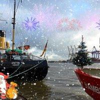 С Новым годом, дорогие друзья! С новым счастьем! :: Nina Yudicheva