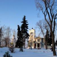Самара зимой :: Надежда