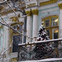 Старый дом, Новый год.... :: Татьяна Ларионова