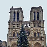 Русская ёлка в Париже. :: ИРЭН@ .