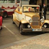 Старый форд. :: sav-al-v Савченко