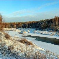 река КОТОРОСЛЬ-Гаврилов-Ямский район :: Владимир ( Vovan50Nestor )