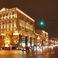 Москва 1 января 2019 :: Надежда