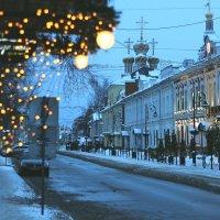 Рождественская :: Наталья Сазонова